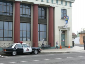 Dannevirke News features the unique International Police Museum and Lodge accommodation.